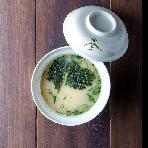 Sopa de Miso - con tofu