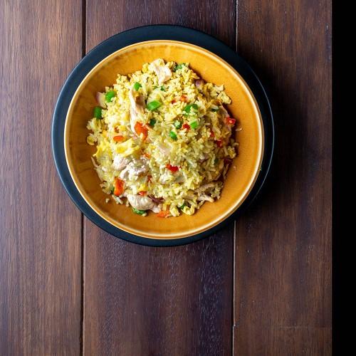 Karen Niwatori - Con pollo al curry