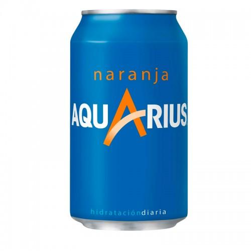 Aquarius Naranja (330ml)